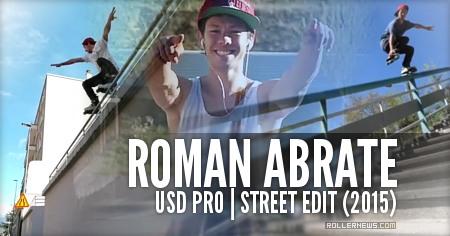 Roman Abrate: USD Pro 2015