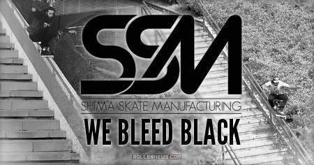 SSM: We Bleed Black (2015) Montage