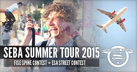 Seba Summer Tour 2015: Montpellier Stop, Part 2