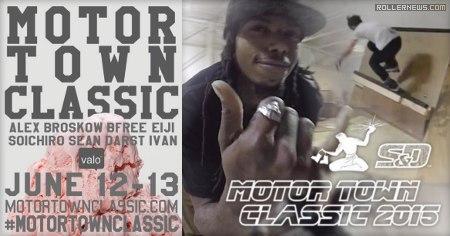Motortown Classic 2015: S&D Edit