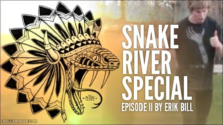 Geoff Phillip - Snake River Special II (2014) Section