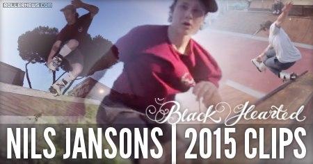 Nils Jansons (Latvia): 2015 BHC Clips