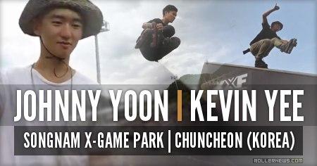 Johnny Yoon & Kevin Lee (Korea): Songam Park (2015)