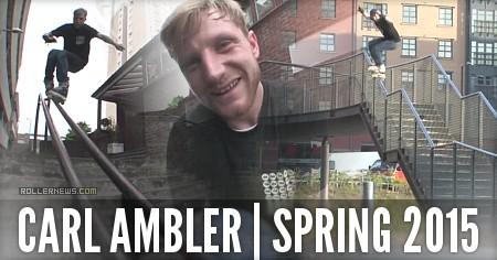 Carl Ambler: Spring 2015, Street Edit