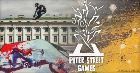 Piter Street Games 2015 (Russia): Black Art Edit