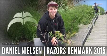 Daniel Nielsen | Razors Denmark 2015