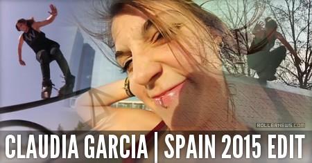 Claudia Garcia (Spain): 2015 Edit