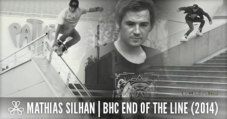 Mathias Silhan: BHC Team Video (2014) End Of The Line
