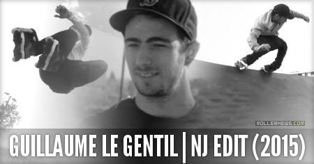 Guillaume Le Gentil: NJ Edit (2015)