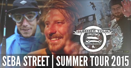 Seba Summer Tour 2015: Episode 1