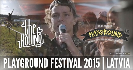 Playground festival 2015 (Latvia): TheRolling Edit