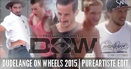 Dudelange on Wheels 2015 (Luxembourg) - Edit
