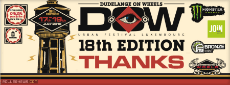 Dudelange on Wheels 2015 (Luxembourg): Edit