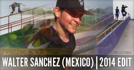 Walter Sanchez (Mexico): 2014 Edit