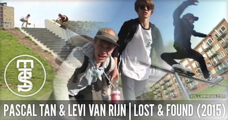 Pascal Tan & Levi van Rijn: Lost & Found (2015)
