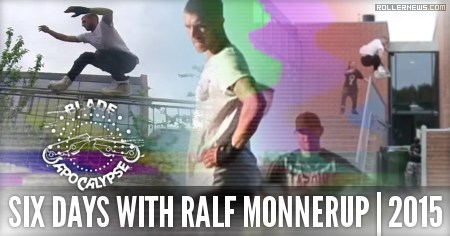 Six Days With Ralf Monnerup (Denmark, 2015)
