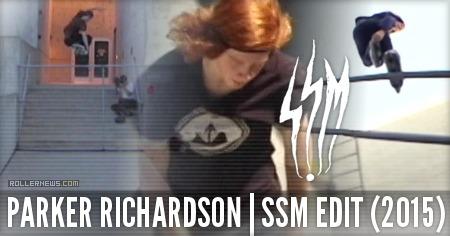 Parker Richardson (16): SSM Edit (2015)