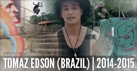 Tomaz Edson (Brazil): 2014 - 2015 Edit