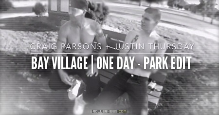 1 day with Craig Parsons (41) & Justin Thursday