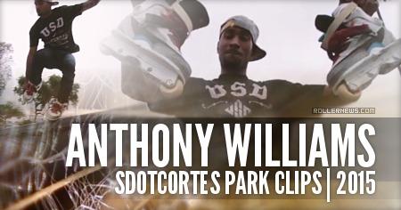 Anthony Williams: SDOT Park Clips (2015)