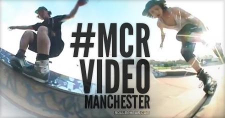 Alex Burston & Friends: #MCRVideo (2015) Promo