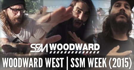 Woodward West: SSM Week (2015) by Dave Lang
