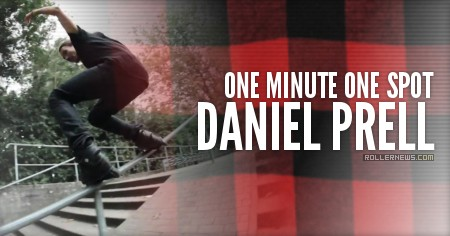 Daniel Prell: the forgotten one minute one spot