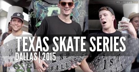 Texas Skate Series: Dallas (2015) by Kristian Payne