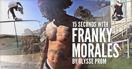 15 Seconds with Franky Morales (2015)