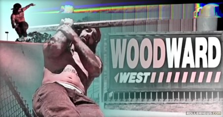 15 sec with Franky Morales in Woodward West (2015)