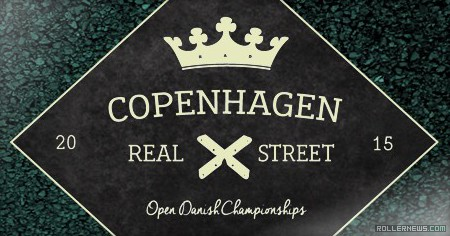 Copenhagen Real Street 2015 (Denmark): Trailer