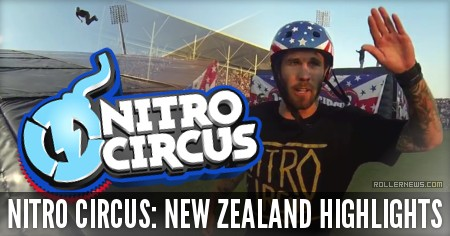 Nitro Circus: New Zealand Highlights