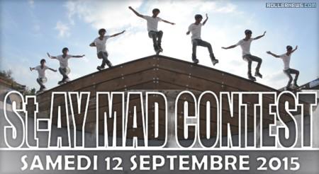 Saint Ay Mad Contest 2015: Teaser