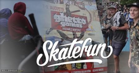 Skatefun: Tour Life (Latvia, 2015) by Pawel Zalejski