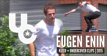 Eugen Enin in Rail Push-Ups (2015)