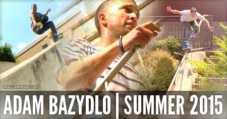 Adam Bazydlo: Summer 2015, USD Profile