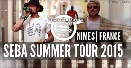 Seba Summer Tour 2015: Nimes (France)