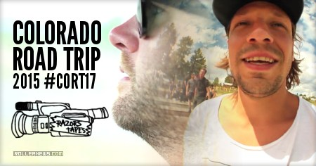 Colorado Road Trip 2015: Razors Edit
