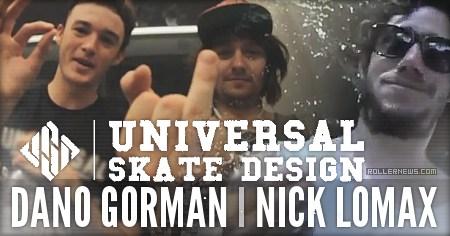 Dano Gorman & Nick Lomax: Summer 2015, USD Edit