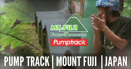 Pump Track (Mount Fuji, Japan): 2015 Clips