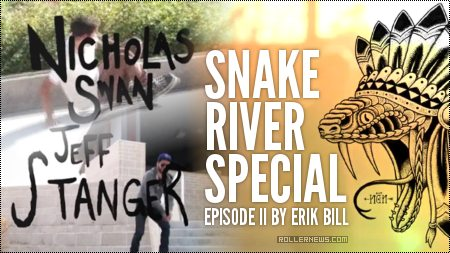 Nicholas Swan & Jeff Stanger - Snake River Special II