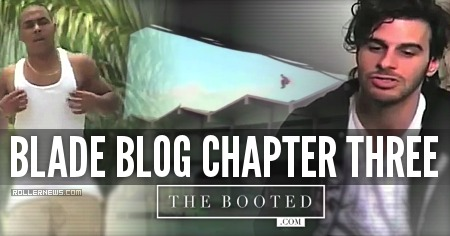The Booted: Blade Blog Ch.3 by Dan Leifeld (2015)