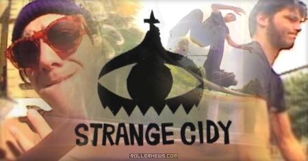 Thee Strange x CIDY LIFE: Strange Cidy (2015)
