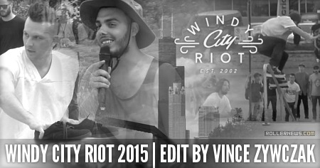 Windy City Riot 2015 by Vince Zywczak