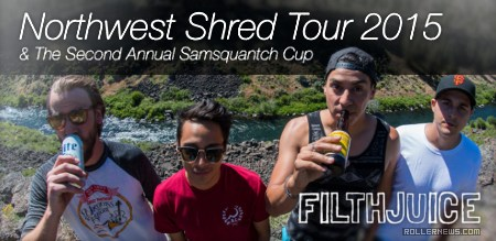 FilthJuice: Northwest Shred Tour 2015