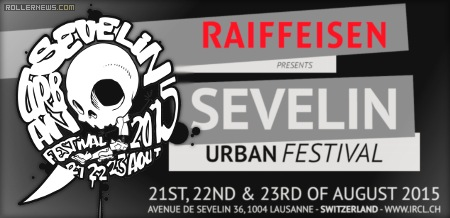 Sevelin Urban Festival 2015 (Lausanne, Switzerland)