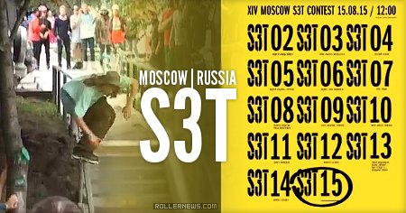 S3T Moscow 2015 (Russia): Edit by Mikhail Orlov