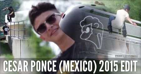 Cesar Ponce (Mexico): Centro Roller Edit (2015)