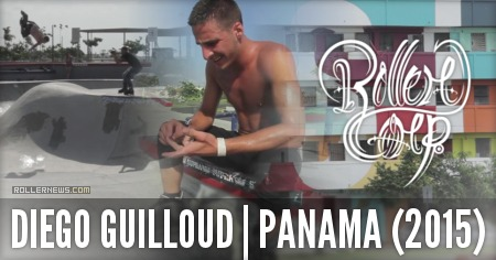 Diego Guilloud (Switzerland): Panama Clips (2015)