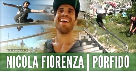 Nicola Fiorenza (Italy): Porfido Section (2015)